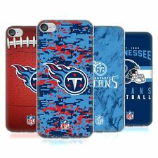 OFFICIAL NFL 2018/19 TENNESSEE TITANS SOFT GEL CASE FOR APPLE iPOD TOUCH MP3
