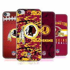 OFFICIAL NFL 2018/19 WASHINGTON REDSKINS SOFT GEL CASE FOR APPLE iPOD TOUCH MP3