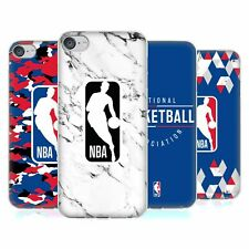 OFFICIAL NBA 2018/19 LOGOMAN SOFT GEL CASE FOR APPLE iPOD TOUCH MP3