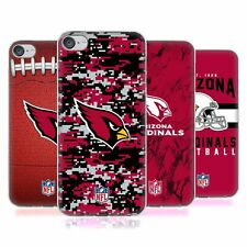 OFFICIAL NFL 2018/19 ARIZONA CARDINALS SOFT GEL CASE FOR APPLE iPOD TOUCH MP3