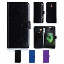 32nd Book Series – Synthetic Leather Flip Wallet Case Cover For Nokia 2.1 (2018)