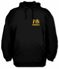 Ali-A 10 Million Hoodie COD Gold Edition Youtuber Ali A Kids Adults Hooded Top