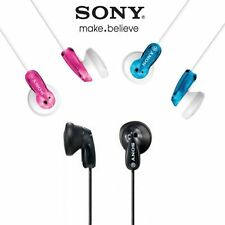 Sony MP3 Auricolari In-Ear Enhanced Cuffie Mdr SUONO per Smartphones