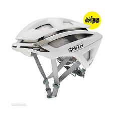 Smith Optics OVERTAKE MIPS Road Cycling Helmet MATTE WHITE FROST