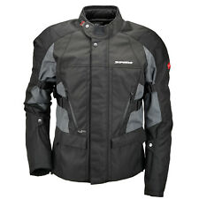 Spidi H2Out Traveler 2 Robusto Moto Giacca Impermeabile - Nero