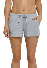 Schiesser Mujer Pantalones Jersey Corto, Shorts, Mix & Relax, Patrón, S-XXL -