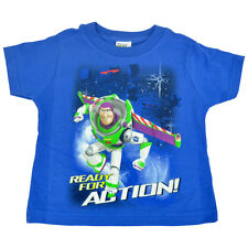 Oficial Disney Toy Story Buzz Lightyear Ready For Action Infantil Camiseta