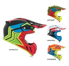 Acerbis Casco Cross Perfil 3.0 Snapdragon Casco Enduro Casco Motocross Mx-Casco