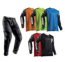 Thor Sector Zones Combo Motocross Enduro Mx Pantalones Cross & Jersey