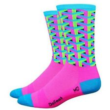 Defeet Framework Pink , Calcetines Defeet , ciclismo , Ropa hombre