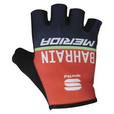Sportful Bahrain Merida Bodyfit Pro Race Glove Red / Blue Sportful , ciclismo