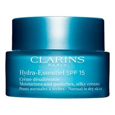 Clarins Fragrances Hydra-essential Spf15 Decanter Cream 50ml, Cosmetici viso