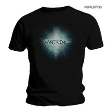 Official T Shirt EVANESCENCE Synthesis Goth Rock 'Shine' Logo