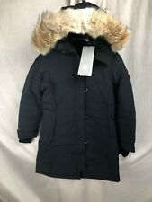 NEW CANADA GOOSE LORETTE PARKA MARINE WOMENS XS-XL DOWN AUTHENTIC HOLOGRAM