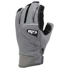 Gill Deckhand Gloves Long Finger Junior Gris , Guantes Gill , náutica