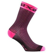Sixs Compression Ankle Socks Pink Fluo , Calze Sixs , motociclismo