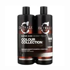 Tigi Fragrances Catwalk Fashionista Brunette Shampoo 750ml+conditioner 750ml