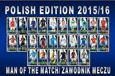 MATCH ATTAX CHAMPIONS LEAGUE 2015/16 15/16 POLISH EDITION - MAN OF THE MATCH