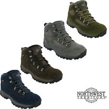 6d239648e82 Hiking Walking Waterproof NORTHWEST Lace Up TRAIL TREKKING Boots