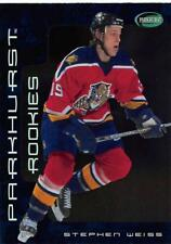 2001-02 Parkhurst NHL Hockey Card Pick From List 201-400 Short Prints and Update