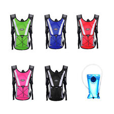 Sporting Backpack 2L Water Bladder Bag Hydration Pack Hiking Camping Outdoor HY