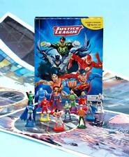 Licensed Book & Figure Sets Playmat Plastic Figures Hardcover Book Ages 3 and Up