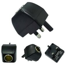 Us / Enchufe de Ru Coche 220v ca Corriente a 12v Dc Mechero Adaptador