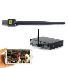 Adaptador USB Wireless 150Mbps antena para TV Freesat V8 receptor Freesat V7, BF