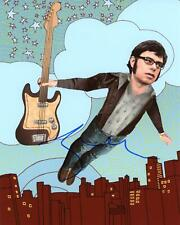 """Jemaine Clement """"Flight of the Conchords"""" AUTOGRAPH Signed 8x10 Photo C"""