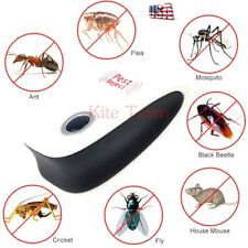 Ultrasonic Pest Repeller Bug Mice Rat Spider Insect Repellent Electric Reject US