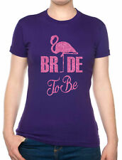 Bride To Be Funny Ladies T-Shirt Hen Parties Wedding Favours Present