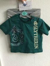 HARRY POTTER Baby Clothes Slytherin T Shirt and Joggers Primark
