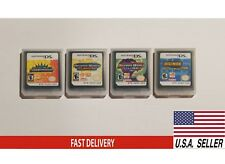Digimon Championship Dawn Dusk World DS 4 Game Cartridges NDS Games REPRODUCTION