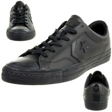 1b7f2cf91 Converse Star Player Ox Shoes Trainers Leather Black 159779C