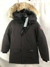 NEW CANADA GOOSE LANGFORD PARKA MEN DOWN AUTHENTIC HOLOGRAM CHARRED WOOD 2062M