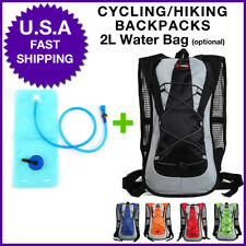 5L Water Bag Hydration Backpack Pack Hiking Camping Cycling -S, 5 Colors