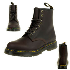 Dr MARTENS BECCA MARRON bottes cavaliere talon 14083201 NEW BROWN ... 8fe2dec8f38e