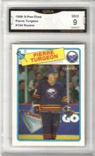 1988-89 O-Pee-Chee #194 Pierre Turgeon RC | Graded NM to MINT | U Pick | LOT x1