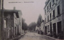 Cartes postales anciennes (Old French postcards) BEAUREPAIRE (38) - Voir liste.