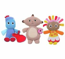 In The Night Garden Toy,Choose Your Favourite,Press Tummy to hear cute noises!