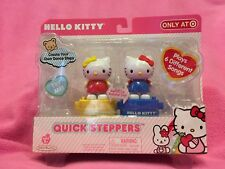 HELLO KITTY QUICK STEPPERS CHOOSE Red KITTY~Pink CATHY / Blue KITTY~Yellow MIMMY