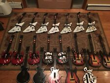 HUGE! GUITAR HERO LISTING - 20!GUITARS ALL IN GOOD WORKING CONDITION