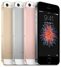 Apple iPhone SE 16GB 32GB 64GB Grey Gold Rose  Unlocked Smartphone All Colours