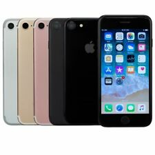 Apple iPhone 7 Smartphone 32GB 128GB 256GB Black Gold Silver - Factory Unlocked