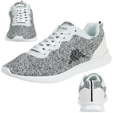 72a4144df9d Kappa Hover Women's Sneaker Trainers Shoes White/Black