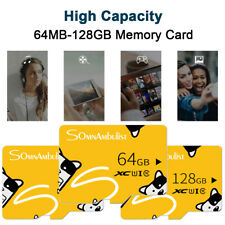 128MB-32GB Micro IT Card CLASS6/10 TF SDHC Flash Memory For Tablet PC Laptop lot