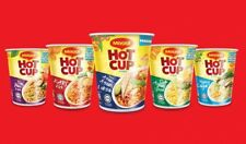 maggi simple hot cup (instant noodle) Malaysian made