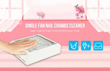 3 Type Nail Dust Collector 2 IN1 Nail Vacuum Cleaner Manicure Suction Collector