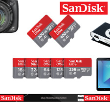 SanDisk micro sd card 128 64GB 32GB 16GB ultra fast 100mb/s TF usb flash memory