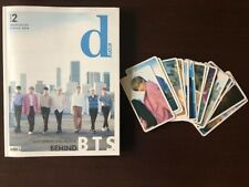 Official BTS Dispatch Dicon Photocards